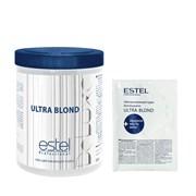 Обесцечивающая пудра Estel De Luxe Ultra Blond