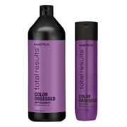 Шампунь для окрашенных волос Color Obsessed Matrix