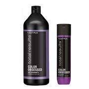 Кондиционер для окрашенных волос Color Obsessed Matrix