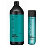 Шампунь для объема тонких волос Hi Amplifly Matrix