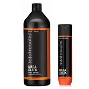 Кондиционер для гладкости волос Mega Sleek Matrix