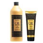 Кондиционер с марокканским аргановым маслом Oil Wonders Matrix