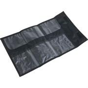 Чехол для парикмахерского инструмента Dewal, полимерный материал, черный 35х24 см