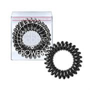 Резинка-браслет для волос Power True Black Invisibobble