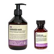 Кондиционер для поврежденных волос Damaged Restructurizing Insight