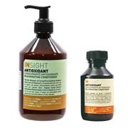 Кондиционер антиоксидант для перегруженных волос Insight