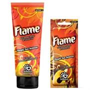 Крем для загара в солярии Flame с нектаром манго, маслом кокоса, бронзаторами и Tingle эффектом SolBianca