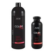 Шампунь-уход для окрашенных волос Color Care Kapous Caring Line