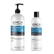 Увлажняющий шампунь для сухих волос Epica Intense Moisture