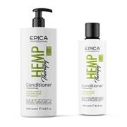 Кондиционер для роста волос Epica Hemp therapy Organic
