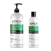 Шампунь для придания объёма волос Epica Volume booster