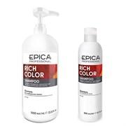 Шампунь для окрашенных волос Epica Rich Color