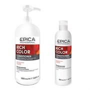 Кондиционер для окрашенных волос Epica Rich Color