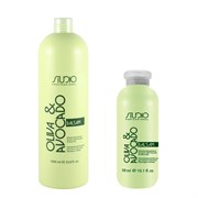 Бальзам увлажняющий для волос Kapous с маслами авокадо и оливии